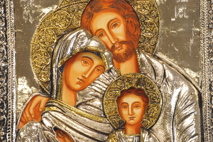 The Holy Family of Jesus, Mary and Joseph -Year B- Imitate the Holy Family of Nazareth of Jesus, Mary and Joseph