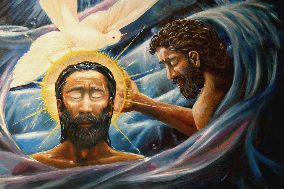 The Baptism of the Lord -Year B– Live out your baptismal life and become a new creation in Christ.