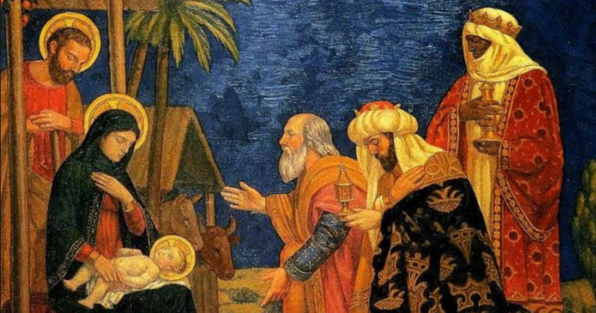 The Epiphany –the Christmas of the gentiles -Year B– Lord every nation on earth will adore you (Psalm 72).