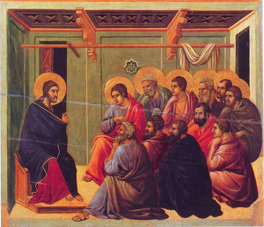 Seventh Sunday of Easter -Year B- Be a Witness of Christ's Love Like the Apostles